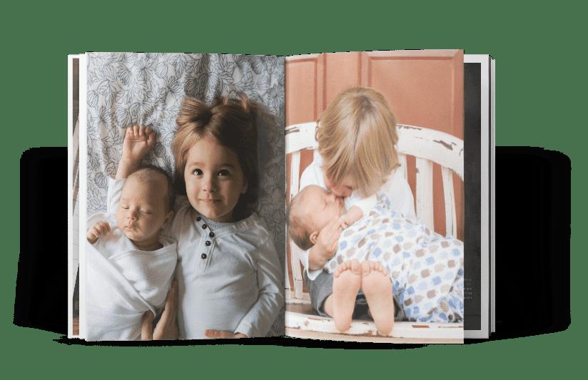 Kinderglossy maken